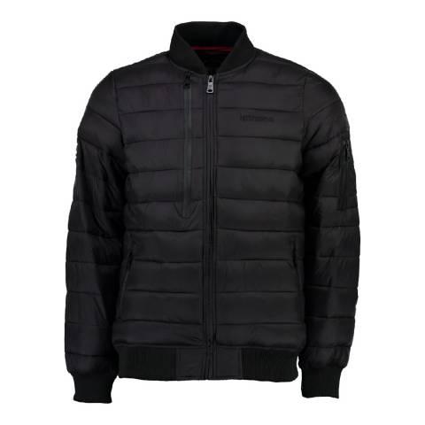 Geographical Norway Black Arbis Jacket