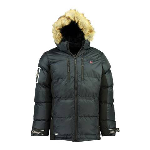 Geographical Norway Navy Danone Parka