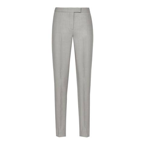 5cf27fd8b69e Shoptagr | Grey Kent Tailored Trousers by Reiss