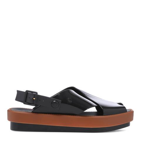 Melissa Black Sauce Sandals