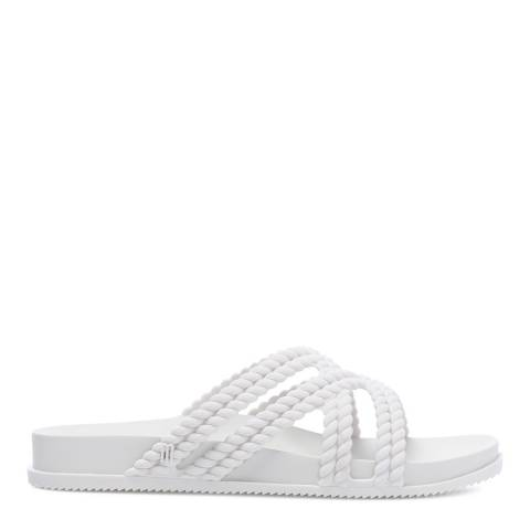 Melissa White Salinas Cosmic Rope Sandals