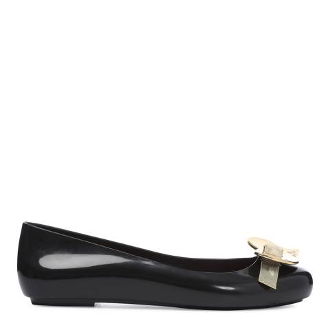 Vivienne Westwood for Melissa Black Heart Space Love 19 Pumps
