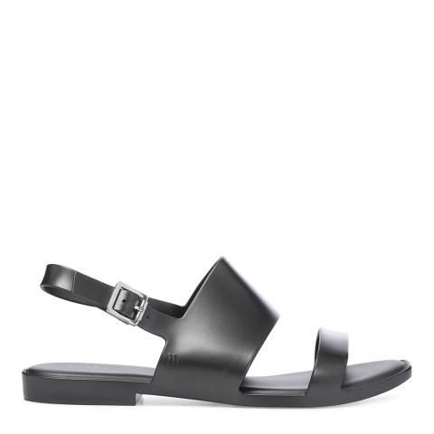Melissa Black Classy Shine 19 Sandals