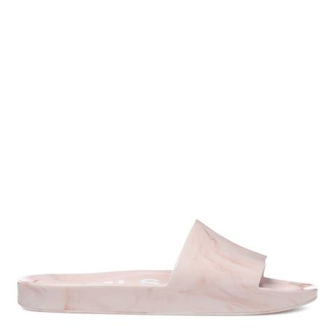 Melissa Blush Pink Marble Beach 19 Slides