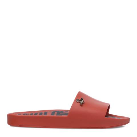 Vivienne Westwood for Melissa Brick Beach Slides