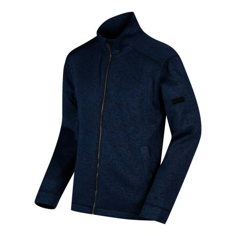 Regatta Navy Braden Fleece