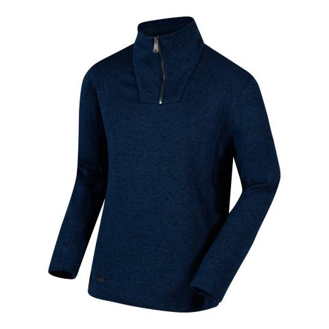 Regatta Navy Lorcan Fleece Jacket