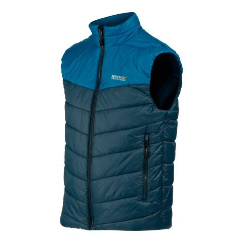 Regatta Bright Blue Icebound II Bodywarmer