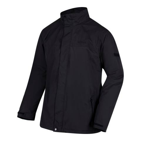 Regatta Black Waterproof Hesper II Jacket