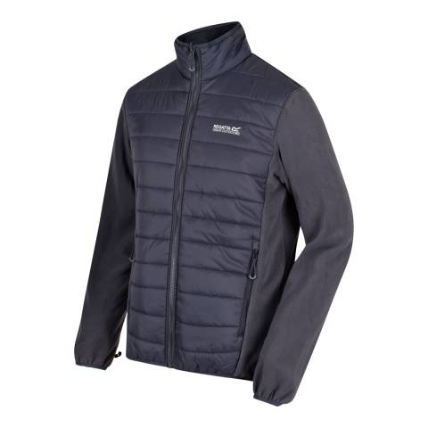 Regatta Dark Green/Grey Wentwood II 3 in 1 Coat