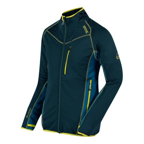 Regatta Blue Diego III Softshell Jacket