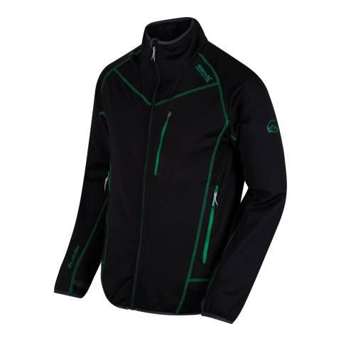 Regatta Black Diego III Softshell Jacket