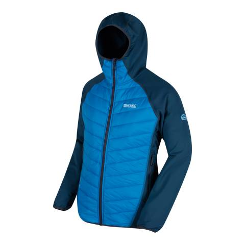 Regatta Blue Andreson II Hybrid Jacket