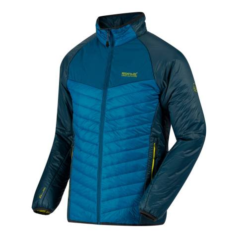 Regatta Bright Blue Halton Coat