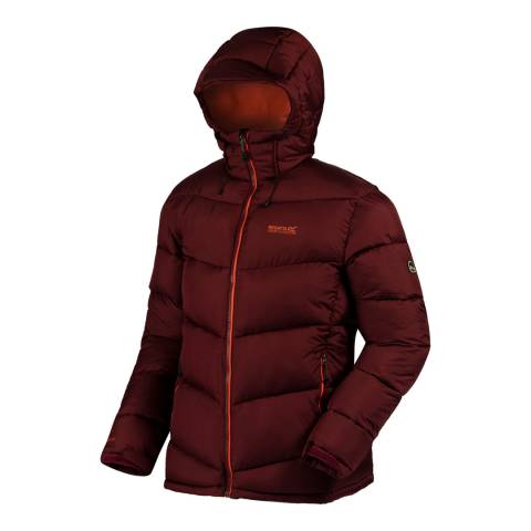 Regatta Burgundy Nevado Jacket