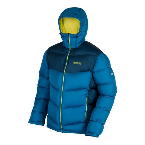 Regatta Blue Nevado Insulated Jacket