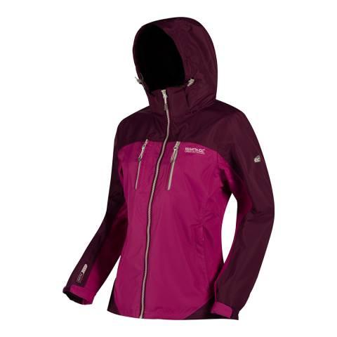 Regatta Dark Pink Calderdale II Jacket