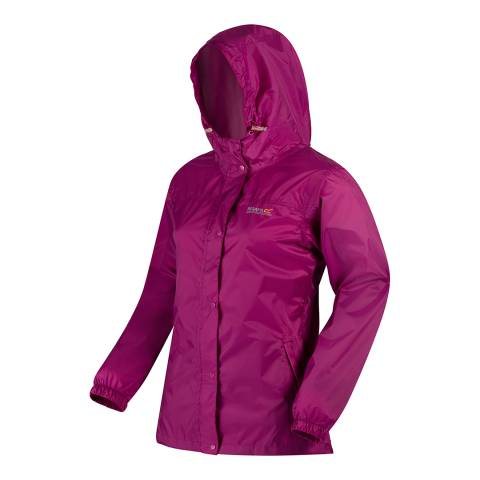 Regatta Violet Pack It Jacket