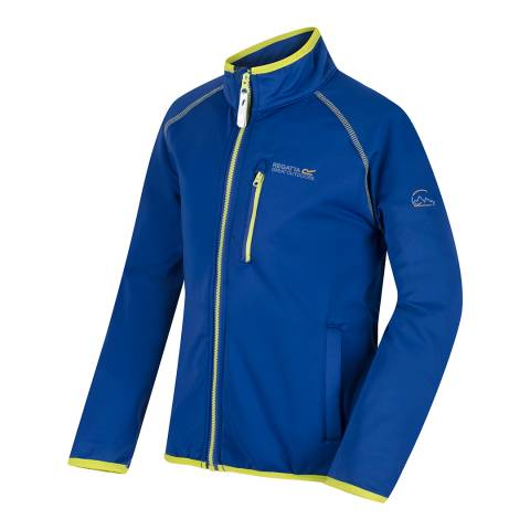 Regatta Blue Limit Softshell Jacket