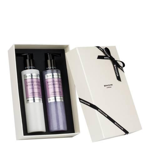 Bahoma Lavender Veil Body Care Gift Set