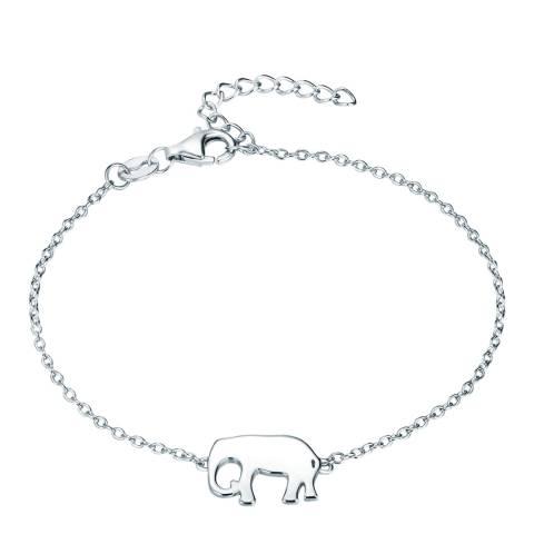 Carat 1934 Silver Elephant Necklace
