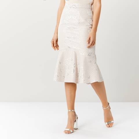Coast Blush Izzy Lace Skirt