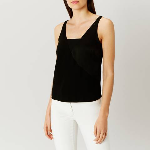 Coast Black Selina Cami Top