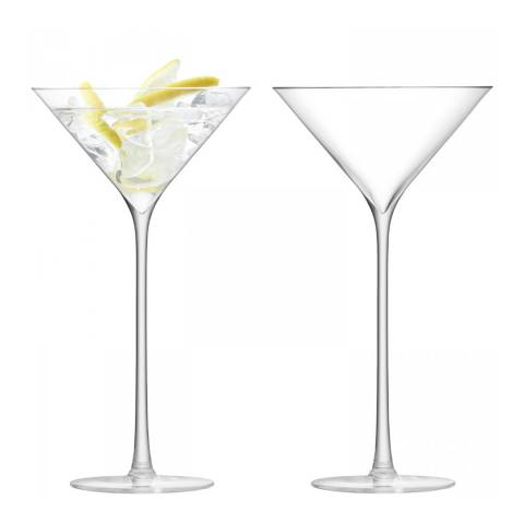 LSA Set of 2 Celebrate Cocktail Glasses