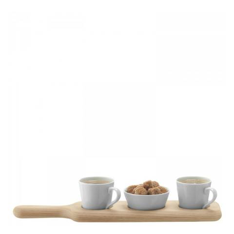 LSA Paddle Duo Espresso Set