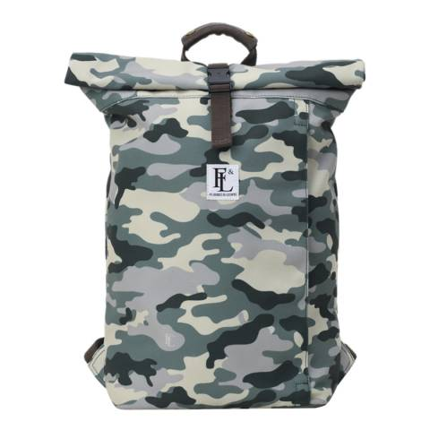 Forbes & Lewis Camouflage Rollie Bag