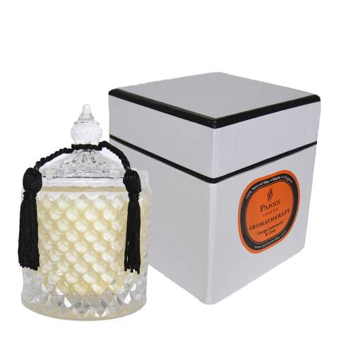 Parks London Orange/Cedarwood and Clove Crystalline Candle