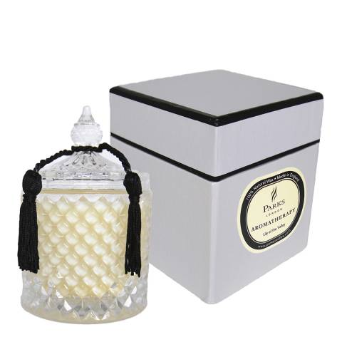 Parks London Lily of the Valley Crystalline Candle