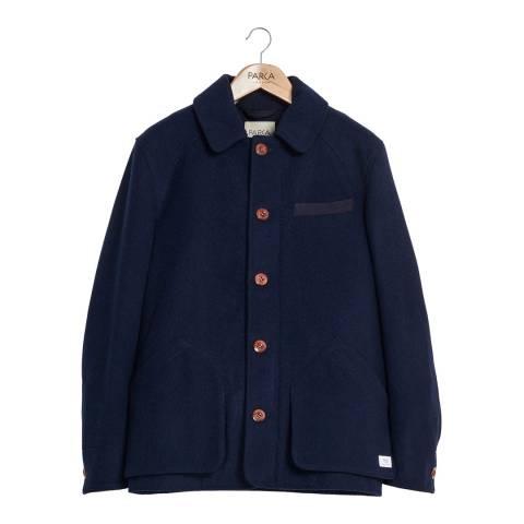 PARKA LONDON Men's Navy Eli Jacket