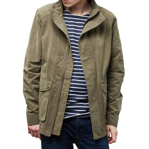 PARKA LONDON Men's Soft Green Northcott Jacket