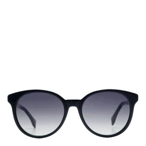 Fendi Women's Black Cube Sunglasses 52mm