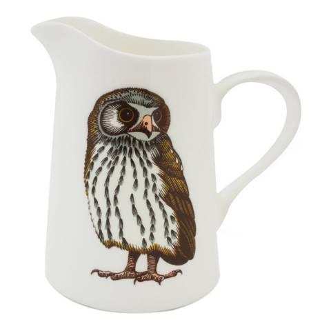 Jersey Pottery Faunus Small Jug, Owl