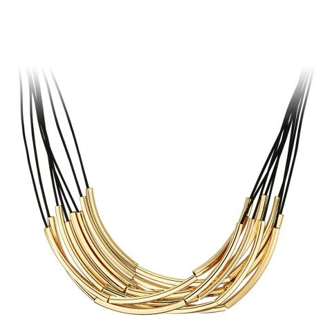Tassioni Gold Layered Necklace