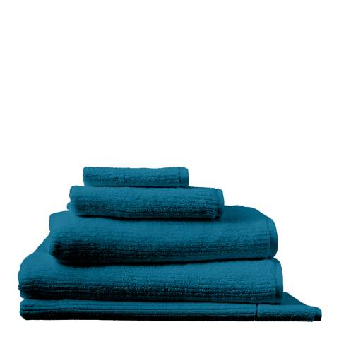 Sheridan Living Textures Hand Towel, Pacific