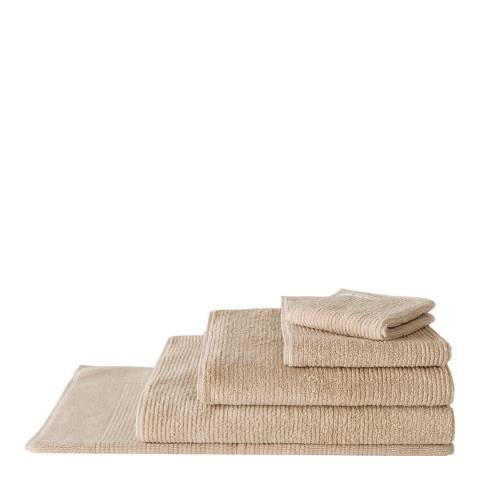Sheridan Living Textures Bath Towel, Pumice