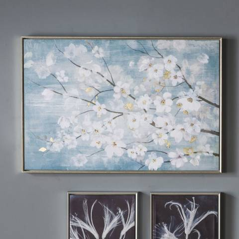 Gallery April Blossom Framed Wall Art 63x93cm