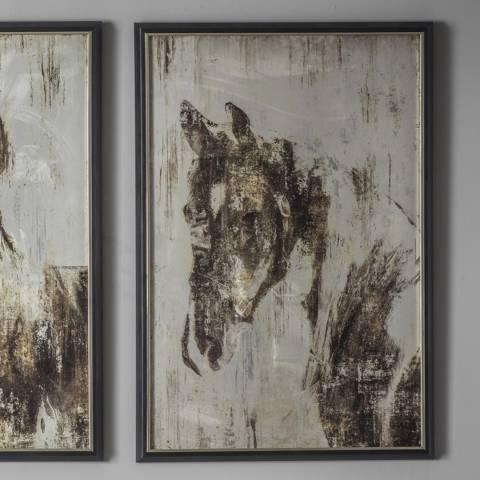 Gallery Equis II Framed Art 64x94cm