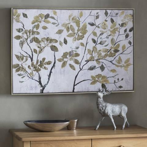 Gallery Autumn Leaves Framed Art 93x63cm