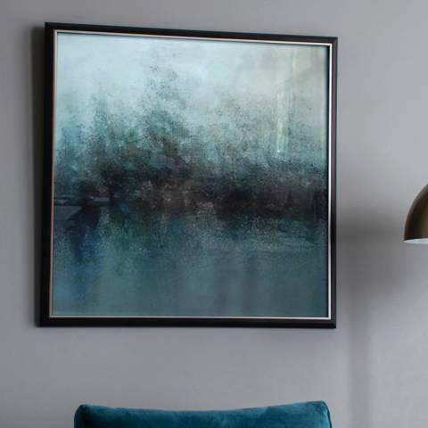 Gallery Bayou Abstract Framed Art 79x79cm