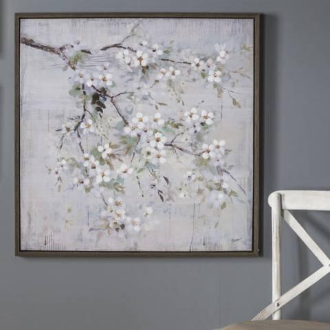 Gallery Spring Blossom Framed Art 84x84cm