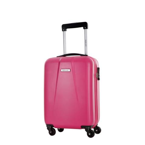 Travel One Fuschia Clane Spinner Cabin Suitcase 46cm