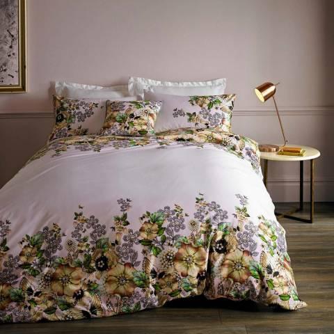 Ted Baker Pair of Garden Gem Housewife Pillowcases