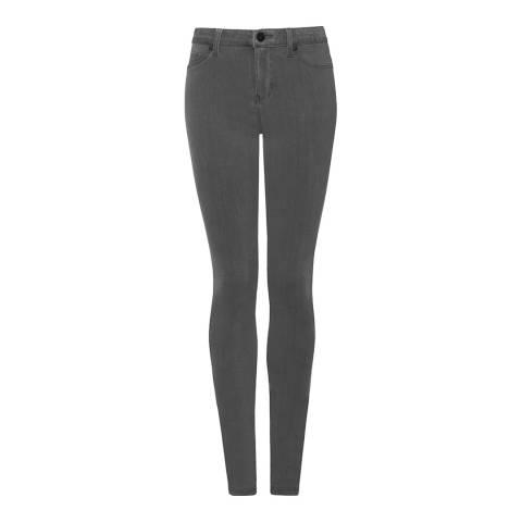 CBLA Grey Wash Briana Skinny Cotton Stretch Jeans