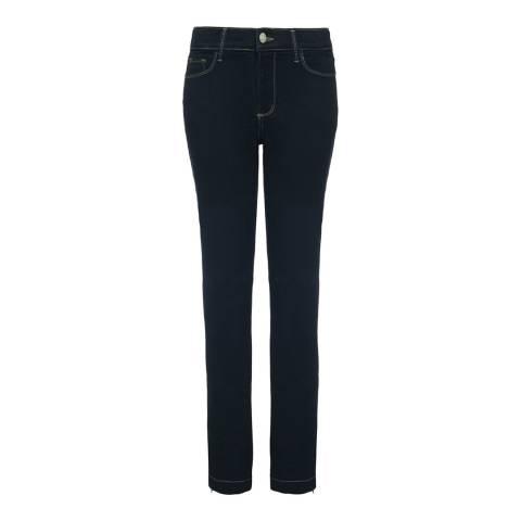 NYDJ Marine Blue Clarissa Ankle Jeans