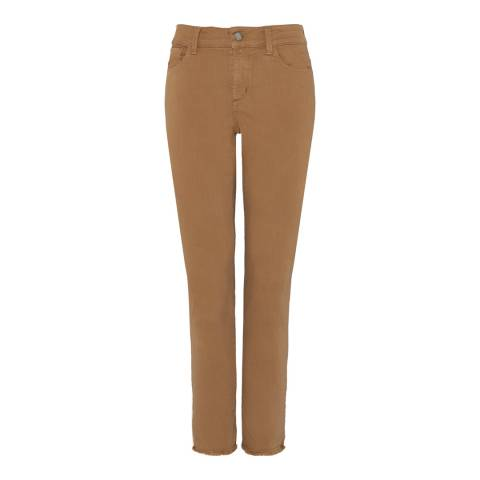 NYDJ Almond Alina Ankle Stretch Jeans