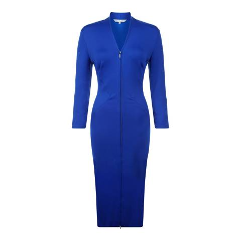 Damsel In A Dress Blue Celina Dress